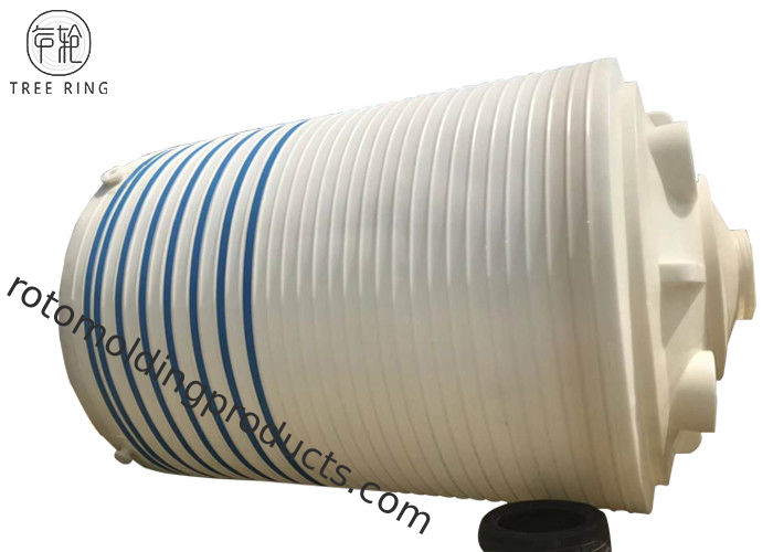 PT30,000L Light Weight Polyethylene Water Tank Hygienic Preventing Leakage