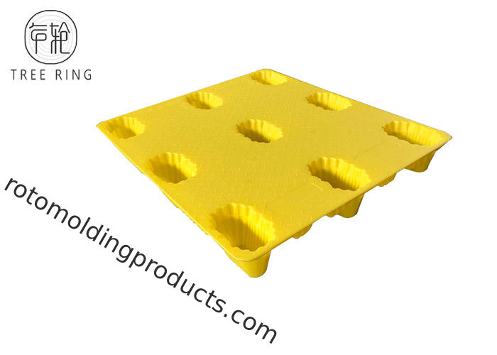 Thermoformed Recycle Plastic Pallet  , Vacuum Formed Plastic Storage Pallets